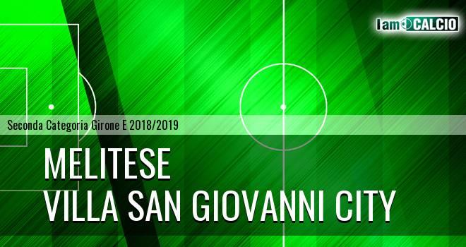 Melitese - Villa San Giovanni City