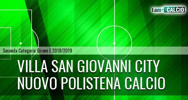 Villa San Giovanni City - Nuovo Polistena Calcio