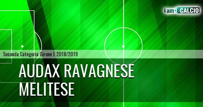 Audax Ravagnese - Melitese