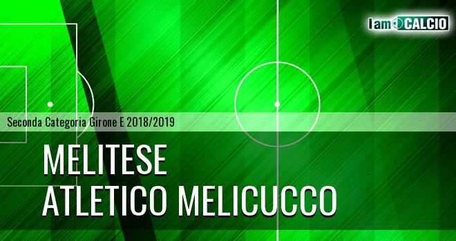 Melitese - Melicucco Calcio