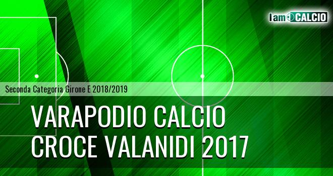 Varapodio Calcio - Croce Valanidi 2017