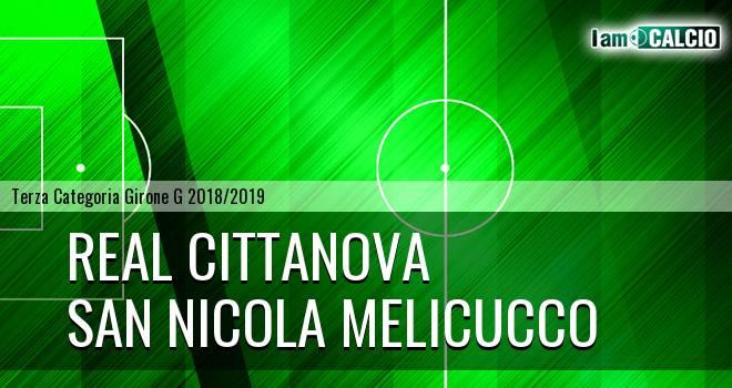 Real Cittanova - San Nicola Melicucco