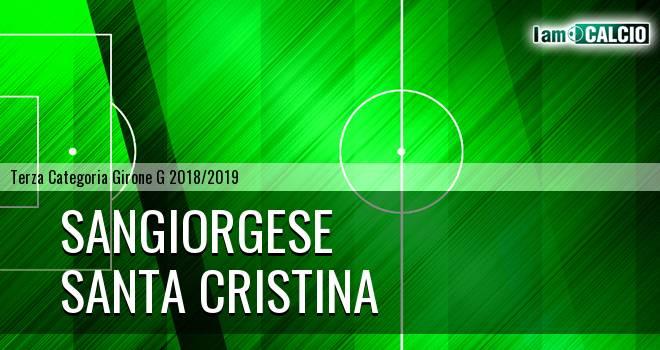 Sangiorgese - Santa Cristina