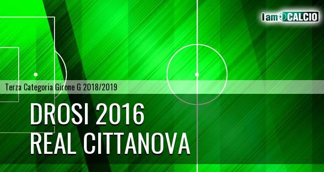 Drosi 2016 - Real Cittanova