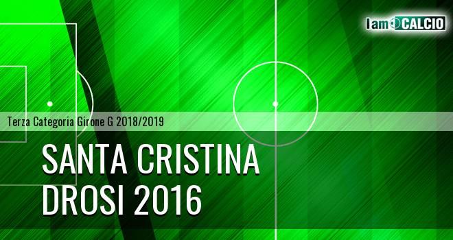 Santa Cristina - Drosi 2016