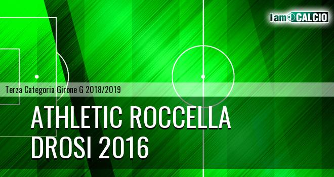 Athletic Roccella - Drosi 2016
