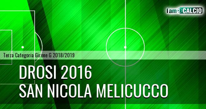 Drosi 2016 - San Nicola Melicucco