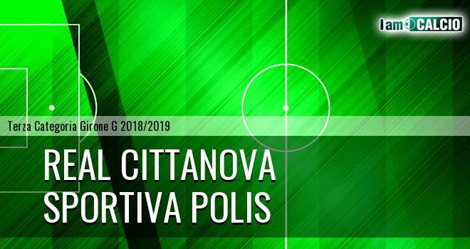 Real Cittanova - Sportiva Polis