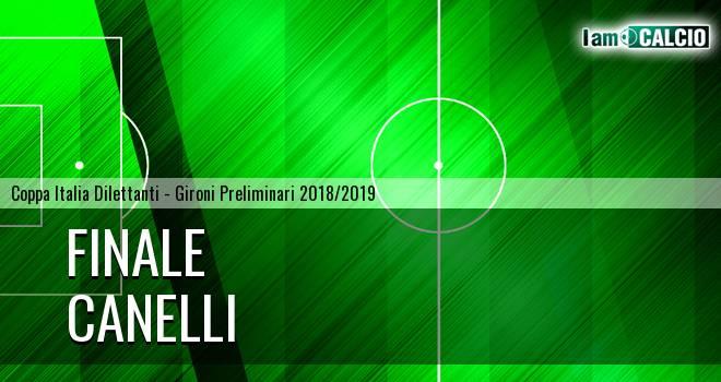 Finale - Canelli SDS