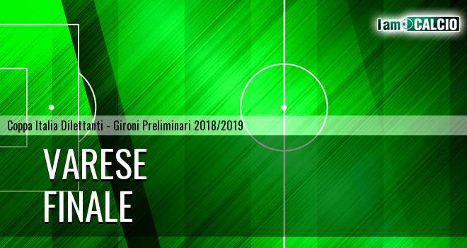 Varese - Finale