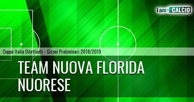 Team Nuova Florida - Nuorese