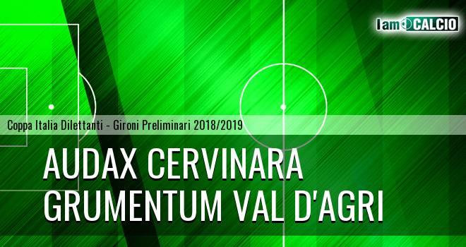 Audax Cervinara - Grumentum Val d'Agri