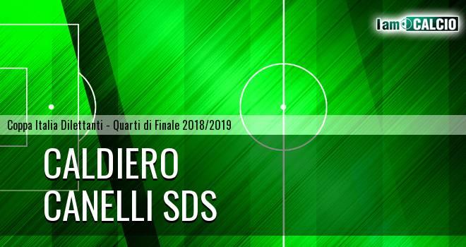 Caldiero - Canelli SDS