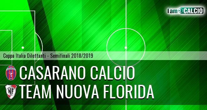 Casarano Calcio - Team Nuova Florida