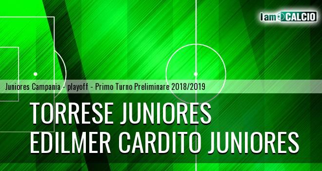 Torrese Juniores - Edilmer Cardito Juniores
