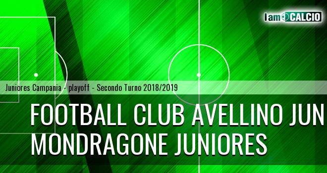Football Club Avellino Juniores - Mondragone Juniores