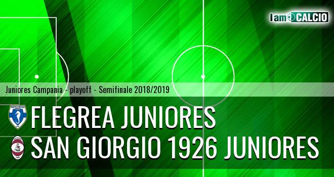 Flegrea Juniores - San Giorgio 1926 Juniores