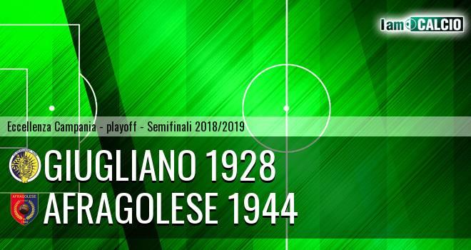 Frattamaggiore Calcio - Giugliano 1928