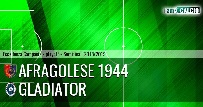 Afragolese 1944 - Gladiator