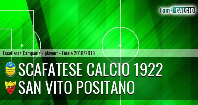 Scafatese Calcio 1922 - San Vito Positano