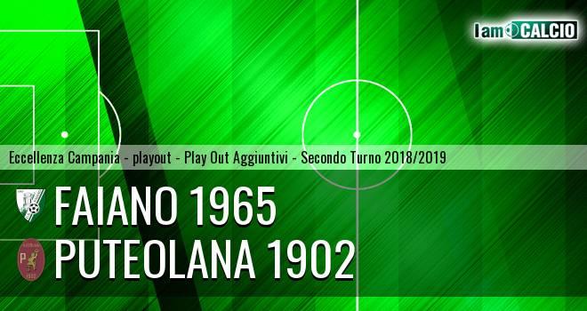 Faiano 1965 - Puteolana 1902