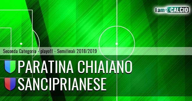 Paratina Chiaiano - Aragonese