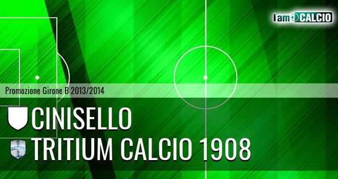 Cinisello - Tritium calcio 1908
