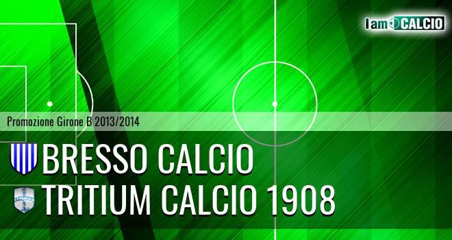 Bresso Calcio - Tritium calcio 1908