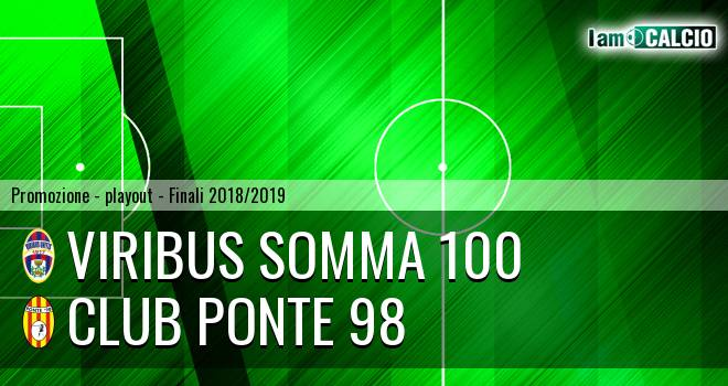 Viribus Somma 100 - Club Ponte 98