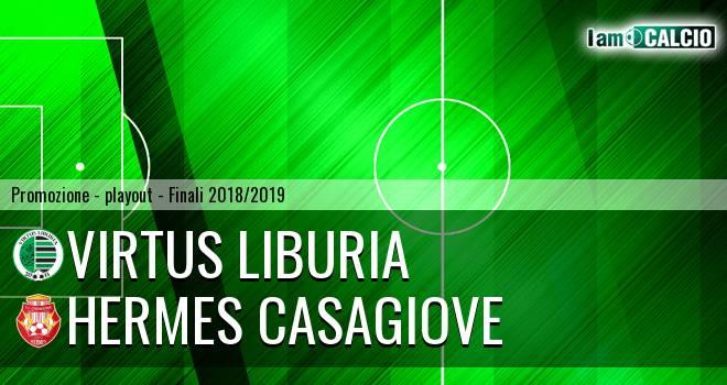 Virtus Liburia - Hermes Casagiove