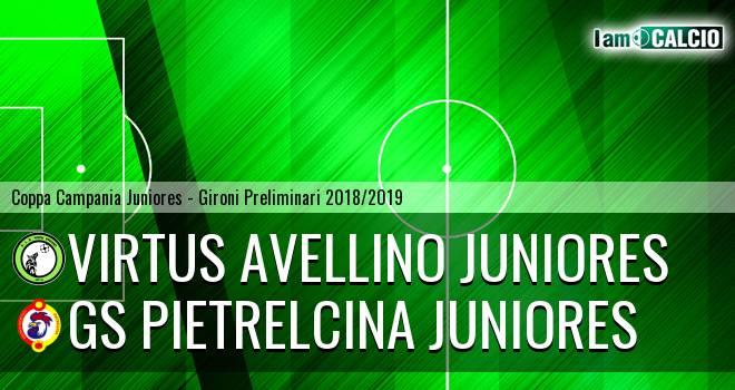 Virtus Avellino Juniores - GS Pietrelcina Juniores