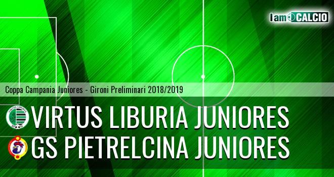 Virtus Liburia Juniores - GS Pietrelcina Juniores