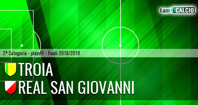 Troia - Real San Giovanni