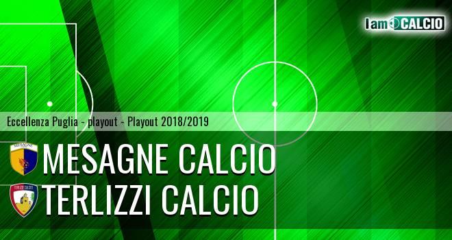 Mesagne Calcio - Terlizzi Calcio