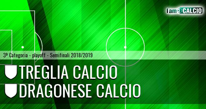 Treglia Calcio - Dragonese Calcio