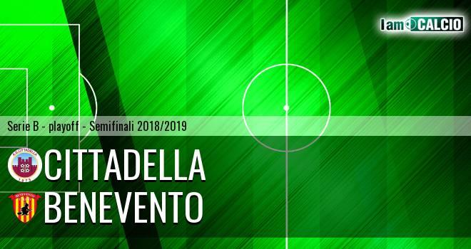 Cittadella - Benevento 1-2. Cronaca Diretta 21/05/2019