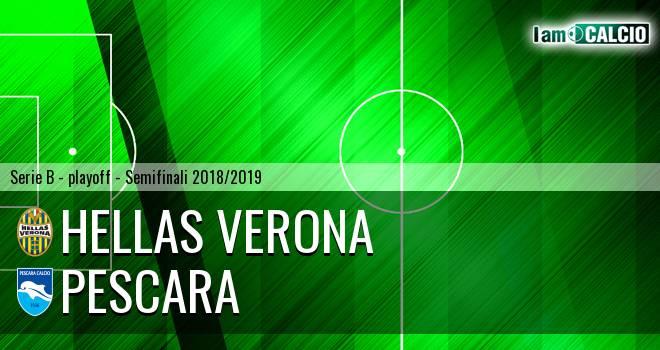 Hellas Verona - Pescara