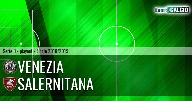 Venezia - Salernitana 3-4. Cronaca Diretta 09/06/2019