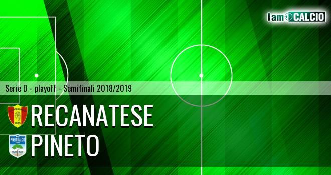 Recanatese - Pineto