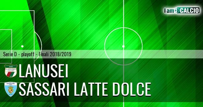 Lanusei - Sassari Latte Dolce