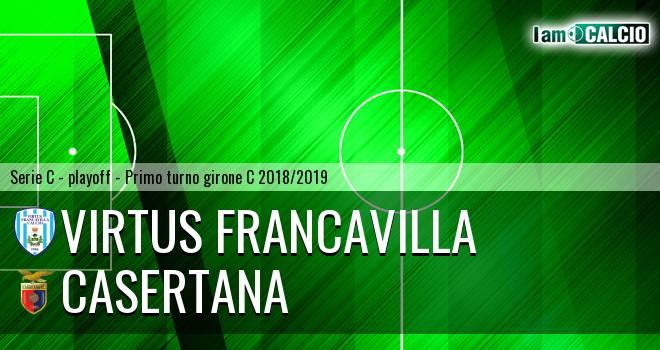 Virtus Francavilla - Casertana