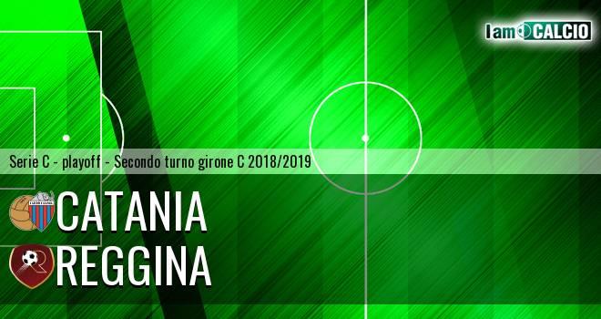 Catania - Reggina