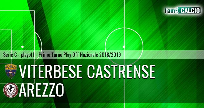 Viterbese Castrense - Arezzo