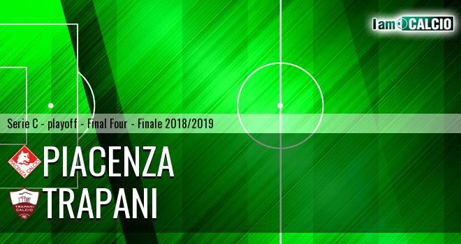 Piacenza - Trapani