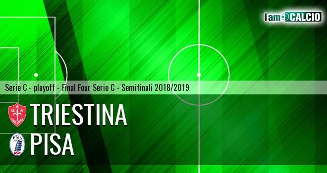 Triestina - Pisa