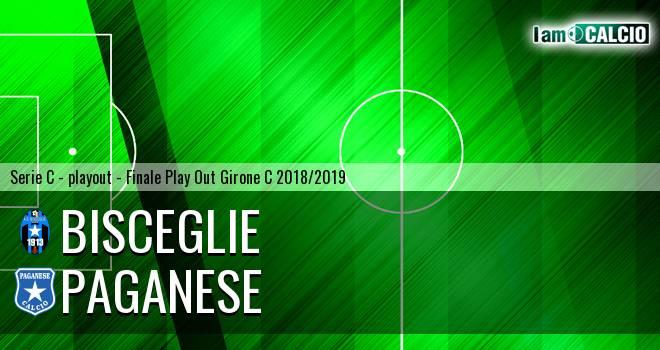 Bisceglie - Paganese 4-3. Cronaca Diretta 25/05/2019