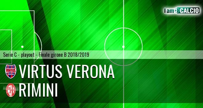 Virtus Verona - Rimini