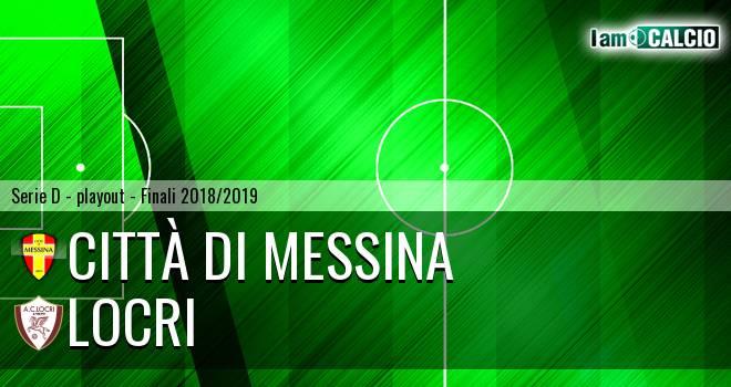 FC Messina - Locri