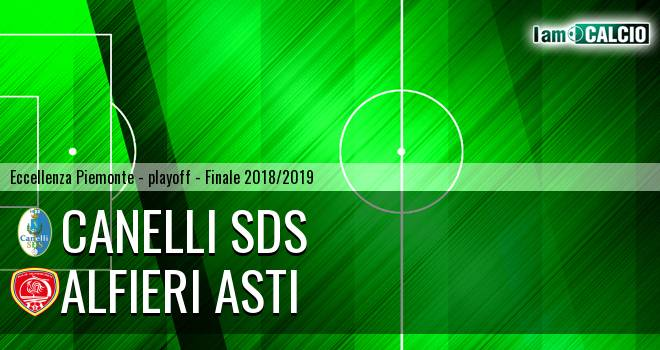 Canelli SDS - Alfieri Asti