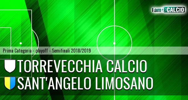 Torrevecchia Calcio - Sant'Angelo Limosano